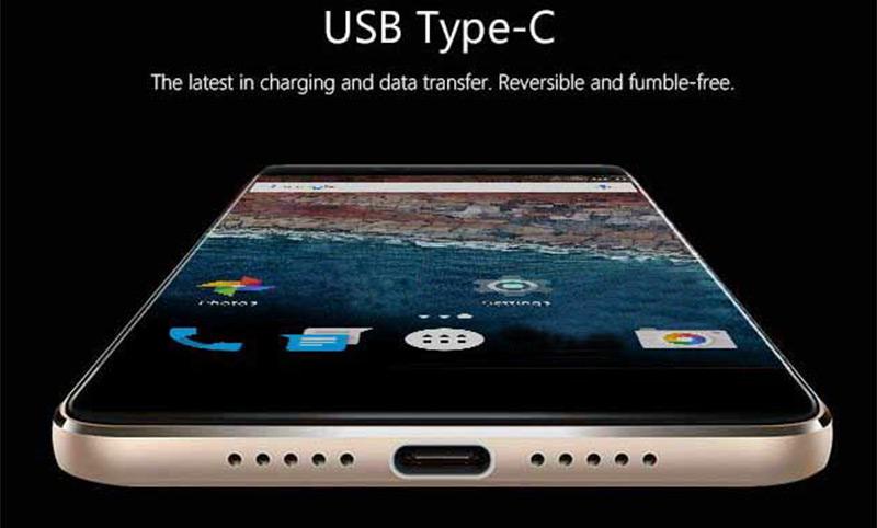 中華スマートフォン【Ulefone Future】3月に予約したモノがようやく発送