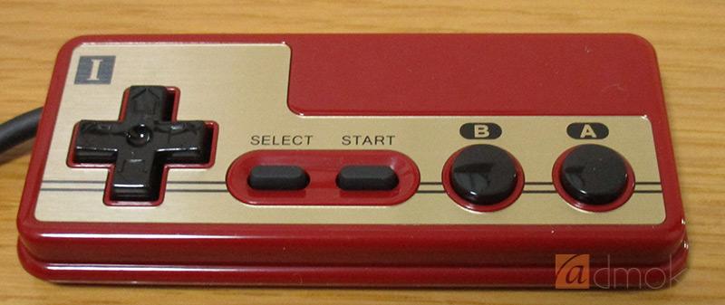 1P側のコントローラー