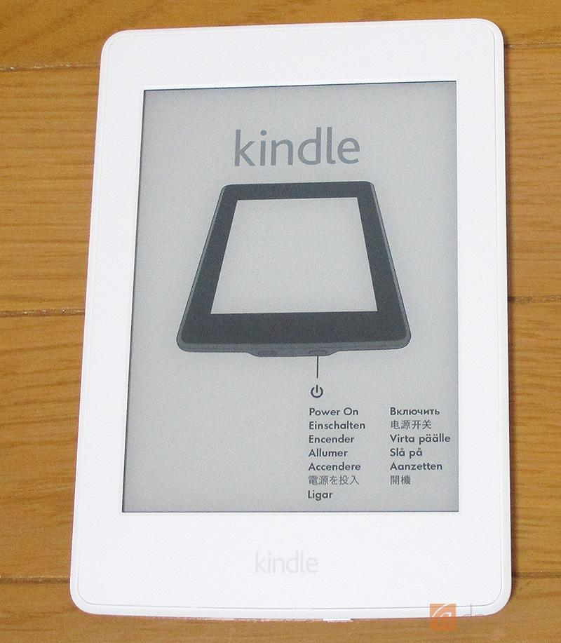 Kindle Paperwhite 32GB、マンガモデル本体