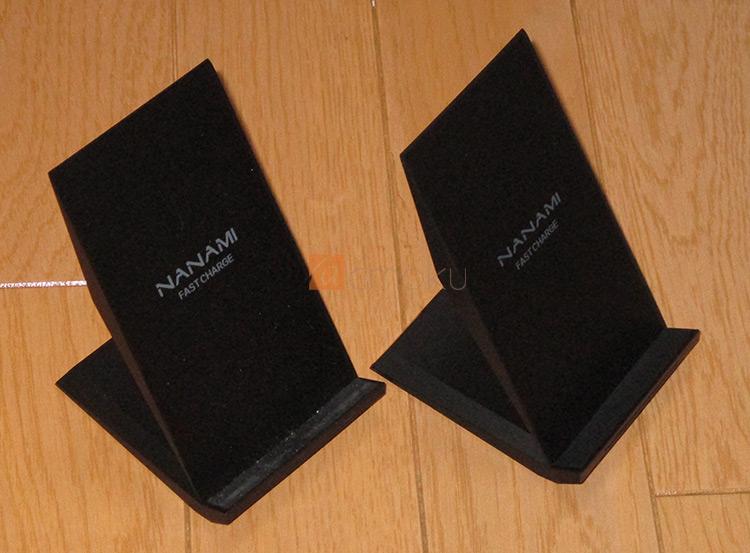 【NANAMI Quick Charge 2.0】2個目を購入!iPhoneXのワイヤレス充電に惚れた