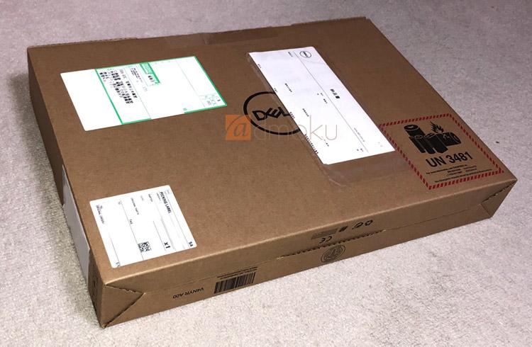 Dellの即納モデルは何日で届くか?検証結果「翌日に届いたよ」!