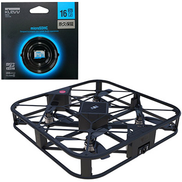 『AEE SPARROW360』1080pカメラ付ドローンが実質2639円特価だったので買ってしまった